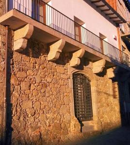 Exterior del Museo Judío de Béjar