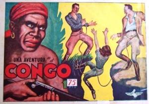 Aventura en el Congo