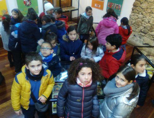 El Museo Judío de Béjar recibe a niños y niñas de Las Amantes
