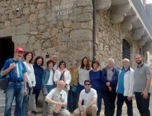Judíos noruegos visitan el Museo David Melul