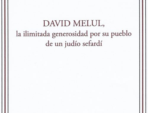 Presentada la biografía de David Melul