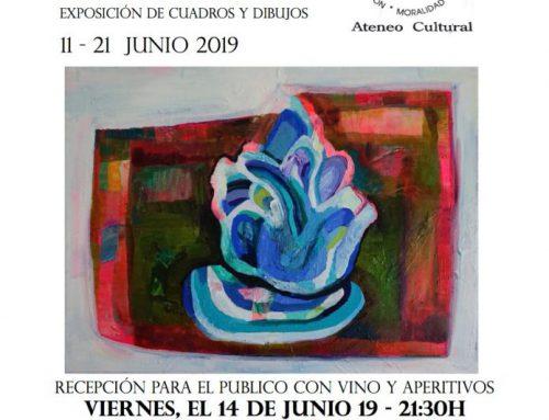 Exposición de la pintora sefardita Julie Gladstone en Béjar