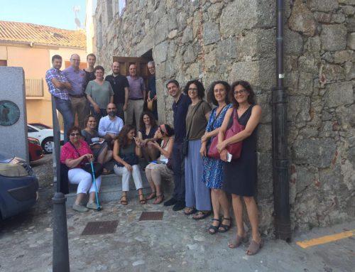 Investigadores, escritores y académicos de seis nacionalidades visitan el Museo Judío David Melul
