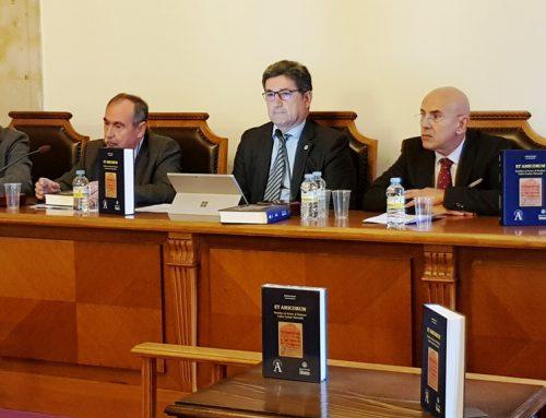 La Universidad de Salamanca homenajea al profesor Carrete con la publicación de 'Et Amicorum'