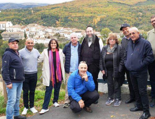 Nueva visita de docentes israelíes al Museo David Melul