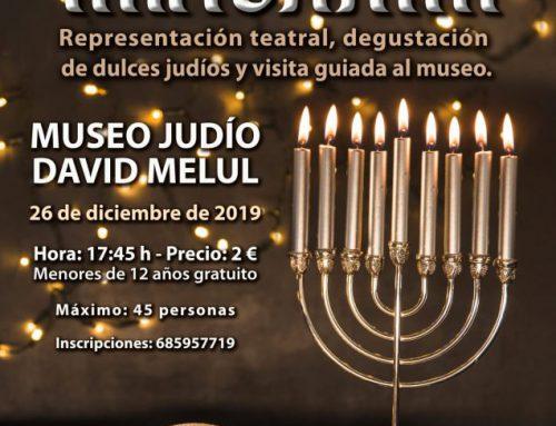 El Museo Judío de Béjar vuelve a celebrar la fiesta de Janucá