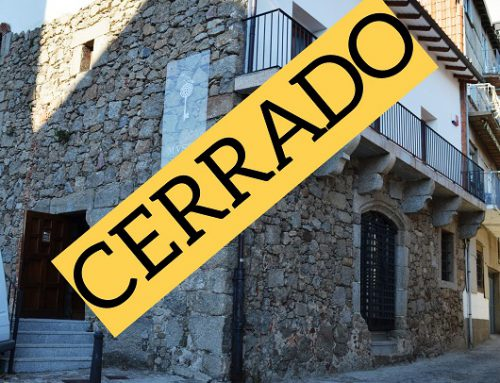 El Museo Judío de Béjar cierra sus puertas por el COVID-19
