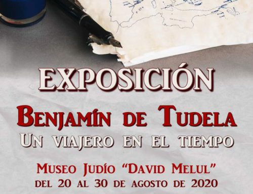 Benjamín de Tudela llega a Béjar