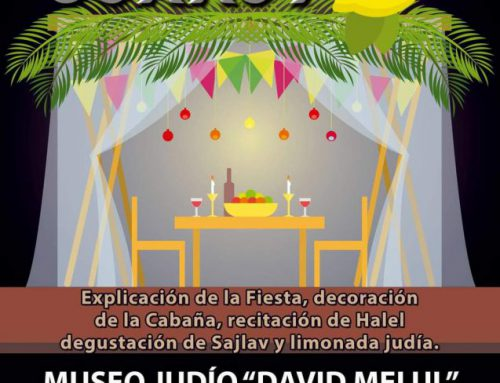 El Museo Judío de Béjar celebra la fiesta de Sukkot
