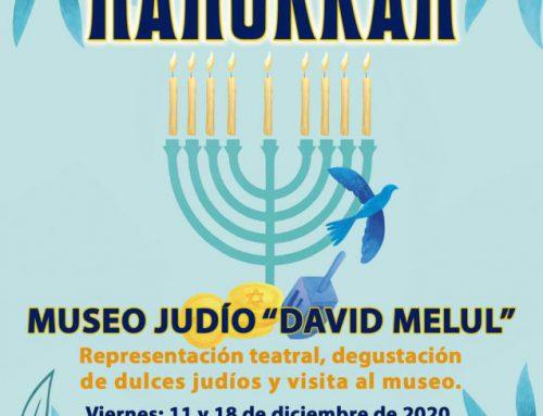 Regresa la fiesta de la Janucá al Museo Judío de Béjar