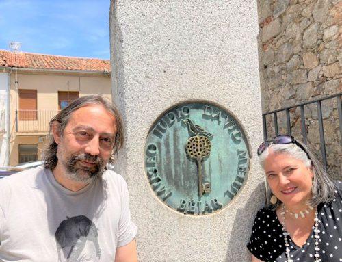 El Museo Judío David Melul recibe la visita de Ana Fernández-Sesma y Adolfo García-Sastre