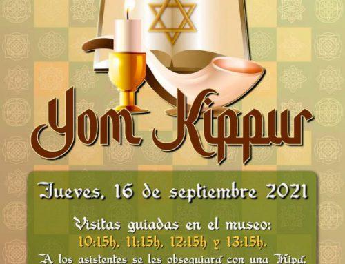 El Museo Judío David Melul conmemora la celebración del Yom Kippur
